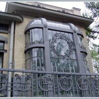 Фрагмент особняка Матильды Кшесинской :: vadim