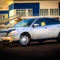 Nissan Teana :: Николай Голубков