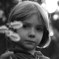 детский портрет :: Максим Должанский