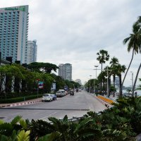 Beach Road in Pattaya. :: Rafael
