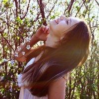 весенние чувства :: Яна Токарева