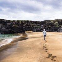 пляж Скардсвик в Исландии :: Вячеслав Ковригин