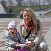 Мама рядом... :: Рустэм Абдулкаримов