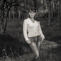 портрет чб :: Андрей Черников