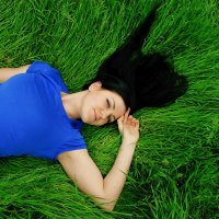 Травушка-трава :: Nataliya Oleinik