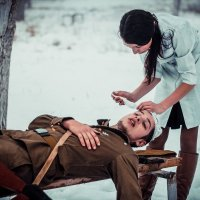 Ветеранам минувшей войны! :: Ann Nikol