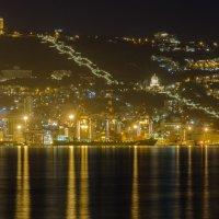 ночь в портовом городе :: Cтанислав Сас