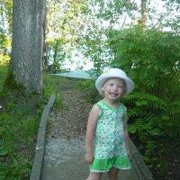 Любимая внучка. :: Андрей