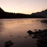 Река Катунь :: Вячеслав Лой