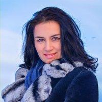 Зимний портрет :: Анатолий Клепешнёв