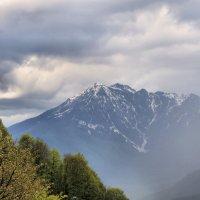..Весна пришла и в горы.. :: Арина Дмитриева