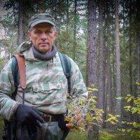 Охота пуще не воли. :: Анатолий Бахтин