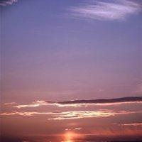 Закат всегда возле моего дома) :: Аделя Закирова