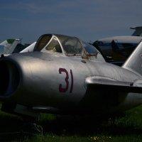 МіГ -15 УТИ :: Дмитрий Гончаренко