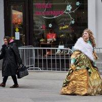 У каждой женщины- свои предпочтения в одежде :: Ирина Данилова