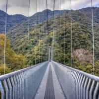 подвесной мост :: Slava Hamamoto