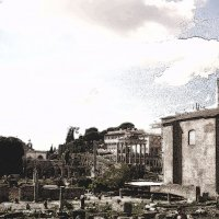 Руины Рима :: Сергей Шруба