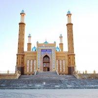 Казахстан г Усть-каменагорск  новая мечеть :: Бауыржан Даутов