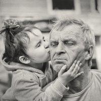 дедушка :: Ольга Шеломенцева