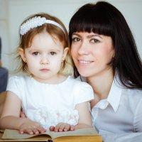 Варвара с мамой :: Эльвира Насырова