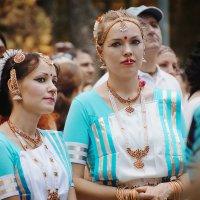 Праздник индийской культуры. :: Ирина Лядова