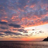 Красивый закат :: Алексей Яковлев