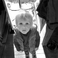 Дети такие же взрослые, только маленькие :: Алексей Окунеев