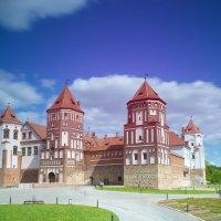 Мирский замок, Беларусь :: Роман Раевский