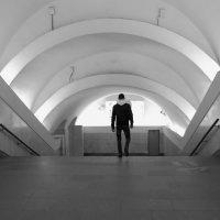 Вечернее метро :: Владимир Онищенко