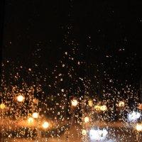 Призрачные огни... :: Alena Cyargeenka