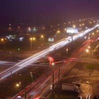 Вечерний туман :: Ivan Zaytcev
