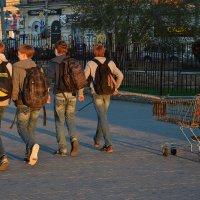 )) Челябинские мужики :: Дмитрий Новоселов