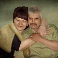Любовь и Алексей :: Julia Art