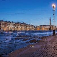 Дворцовая Площадь :: Дмитрий Рутковский