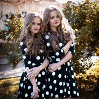 Анастасия и Светлана :: Дарья Офида