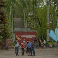 после парада 9 Мая :: Владимир Боровков