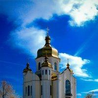 Церковь :: Александр Шевченко