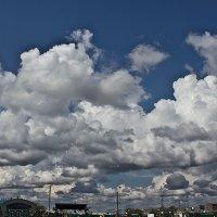 Пейзаж с облаками :: Nn semonov_nn