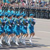 Военный парад г.Астана 2014 год :: Жасулан N