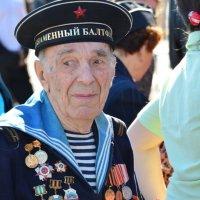 Ветеран Великой Отечественной войны :: Анастасия Воскресенская