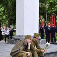 ...когда закончится война... :: Ольга Нарышкова