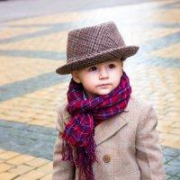 Малыш в шляпе :: Алла Панасенко