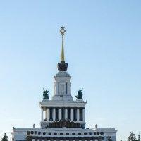 ВДНХ (центральный павильон) 9 мая :: елена брюханова