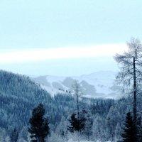 Зима в горах :: Ольга Иргит