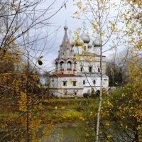 а на том берегу... :: Марина Харченкова