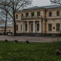 Дом садового мастера Таврического сада :: Анатолий Мигов