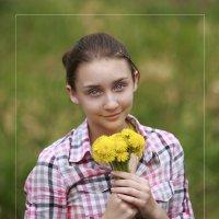Полинка (13 лет) :: Nikita Volkov
