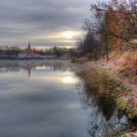 Осень.Приорат. :: Сергей Григорьев