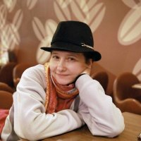 все дело в шляпе :: Жанна Румянцева
