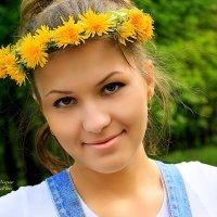 В одуванчиках :) :: Анжелика Засядько
